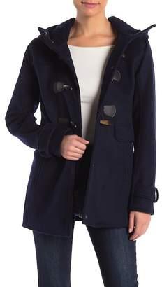 Pendleton Brighton Toggle Wool Blend Coat