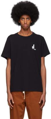Isabel Marant Black Logo Zafferh T-Shirt