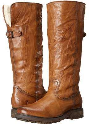 Frye Valerie Pull On Cowboy Boots