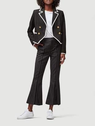 Frame Contrast Double Jacket