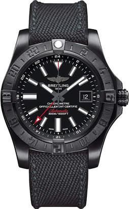 Girard Perregaux Girard-Perregaux M3239010/BF04 253S Avenger ii GMT steel watch