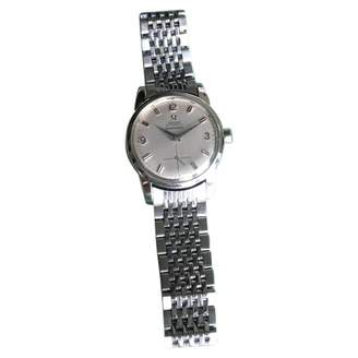 Omega Vintage Seamaster Silver Steel Watches