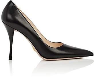 Prada Women's Leather Pumps - Nero