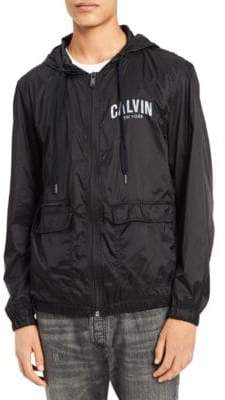 Calvin Klein Jeans Team CK Windbreaker Jacket
