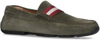 Bally Suede Pearce Driving Shoes