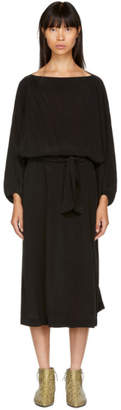 Etoile Isabel Marant Black Lisa Dress
