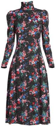 Marc Jacobs The 40s Floral Dress