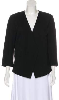 Thomas Wylde Structured Surplice Neck Jacket w/ Tags