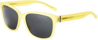 DKNY DY4096 Yellow Wayfarer Sunglasses