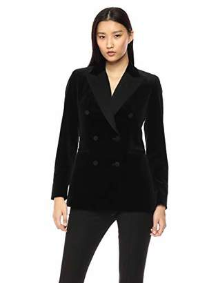 Theory Women's Double Breasted Tux Jacket