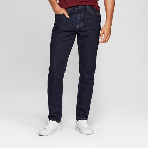 Goodfellow & Co Men's Athletic Fit Jeans - Goodfellow & Co Rinse Wash