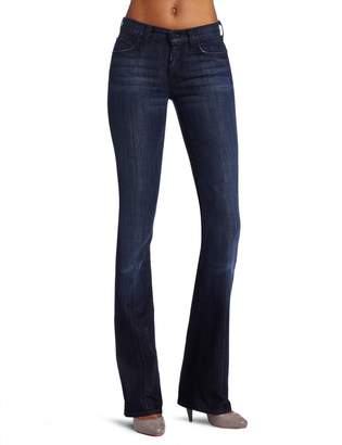 7 For All Mankind Women's Midrise Boot Cut Jean in