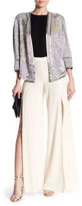 Haute Hippie Harlet Side Slit Pants