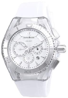 Technomarine Unisex TM-115041 Cruise Original Quartz Chronograph Antique Silver Dial Watch
