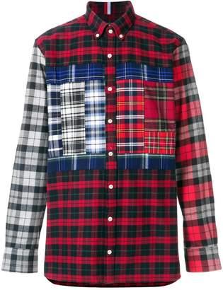 c85e73551 Tommy Hilfiger Red Men's Shirts - ShopStyle