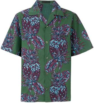 Prada pineapple print shirt