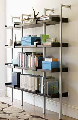 Treku Bookcase- 33 in. Extension Unit