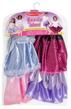 Melissa & Doug Goodie Tutus Dress-Up Costume Set