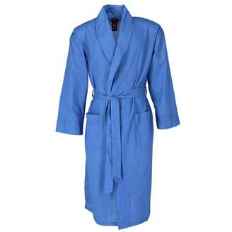 Hanes Men's Big and Tall Lightweight Woven Robe