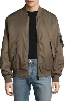Yves Salomon Men's Solid Reversible Jacket