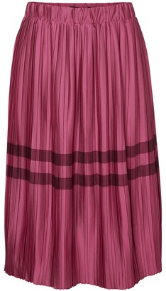 c0d0e26412 Vero Moda Pleated Skirt - ShopStyle UK