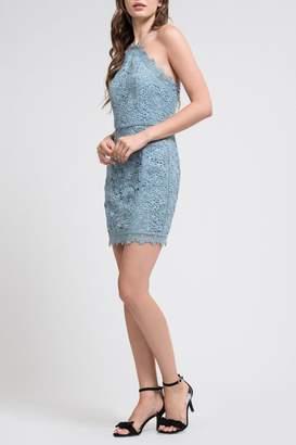 J.o.a. Halter Bodycon Dress