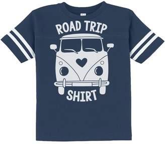 Camper TeeStars Kids Road Trip Shirt Gift for Cool Camping Toddler Jersey T-Shirt
