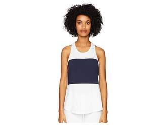 Kate Spade Athleisure Color Block Tank Top
