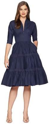 Unique Vintage Holt Swing Dress Women's Dress
