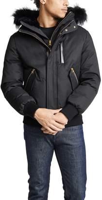 Mackage Dixon Jacket with Black Fox