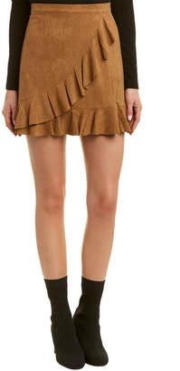 BB Dakota It's A Vibe Mini Skirt