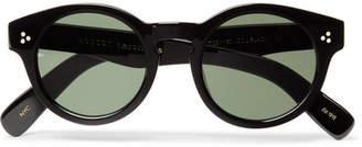 Moscot Grunya Round-Frame Acetate Sunglasses