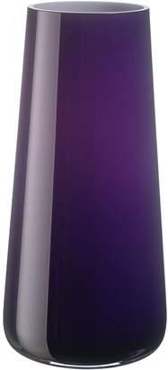 Villeroy & Boch Large Numa Deep Lilac Vase