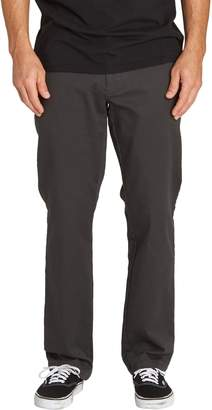 Billabong Carter ADiv Slim Straight Leg Pants