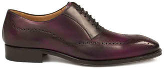 Mezlan Kelvin Leather Oxford