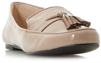 Roberto Vianni Grey 'Gabi' Tassel Loafers