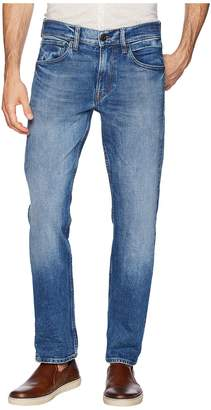 Hudson Byron Straight Zip in Verdugo Men's Jeans