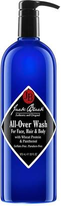 Jack Black All Over Wash for Face, Hair, & Body, 33 oz