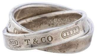 Tiffany & Co. 1837 Interlocking Circles Rings $125 thestylecure.com