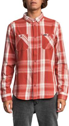 RVCA Wanted Flannel Shirt
