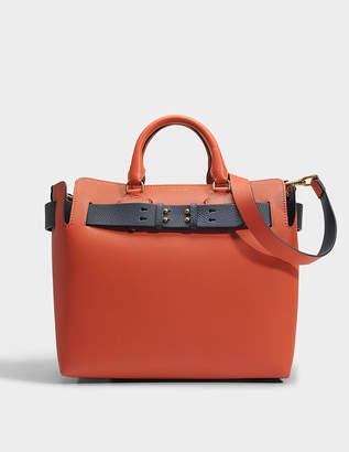 30ba87dccf75 Burberry Belt Bag Medium in Clementine Marais Leather