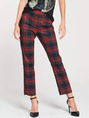 Very Tartan Check Trouser - Printed