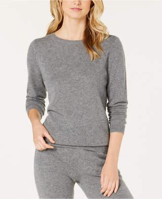 Charter Club Cashmere Pajama Top