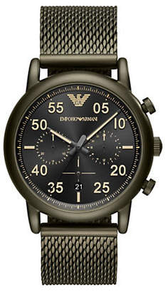 Emporio Armani Luigi Chronograph Mens Sport Watch