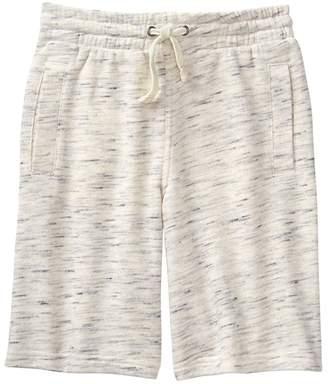 Crazy 8 Marled Sweat Shorts