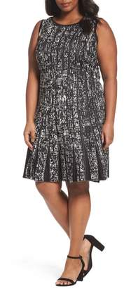Nic+Zoe Boulevard Twirl Dress