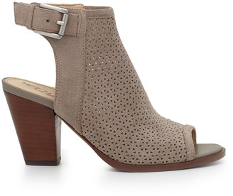 Henri Perforated Heel $150 thestylecure.com