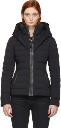 Mackage Black Down Andrea Hooded Jacket