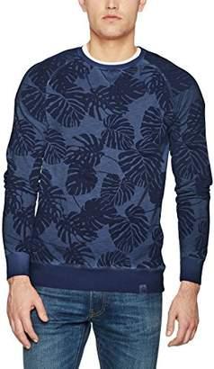 colours & sons Men's Slater Sweatshirt,M