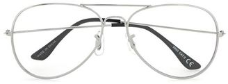 Silver Aviator Reading Glasses $20 thestylecure.com